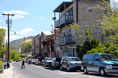 Downtown Jerome