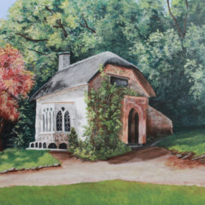 country-church-painting